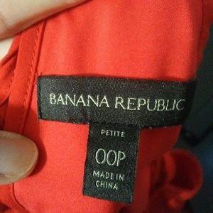Banana Republic Dresses - Banana Republic Mini Dress
